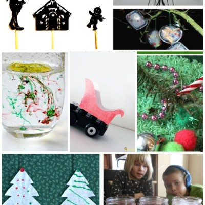 Fun and Easy Christmas Science Experiements for Kids to make and do