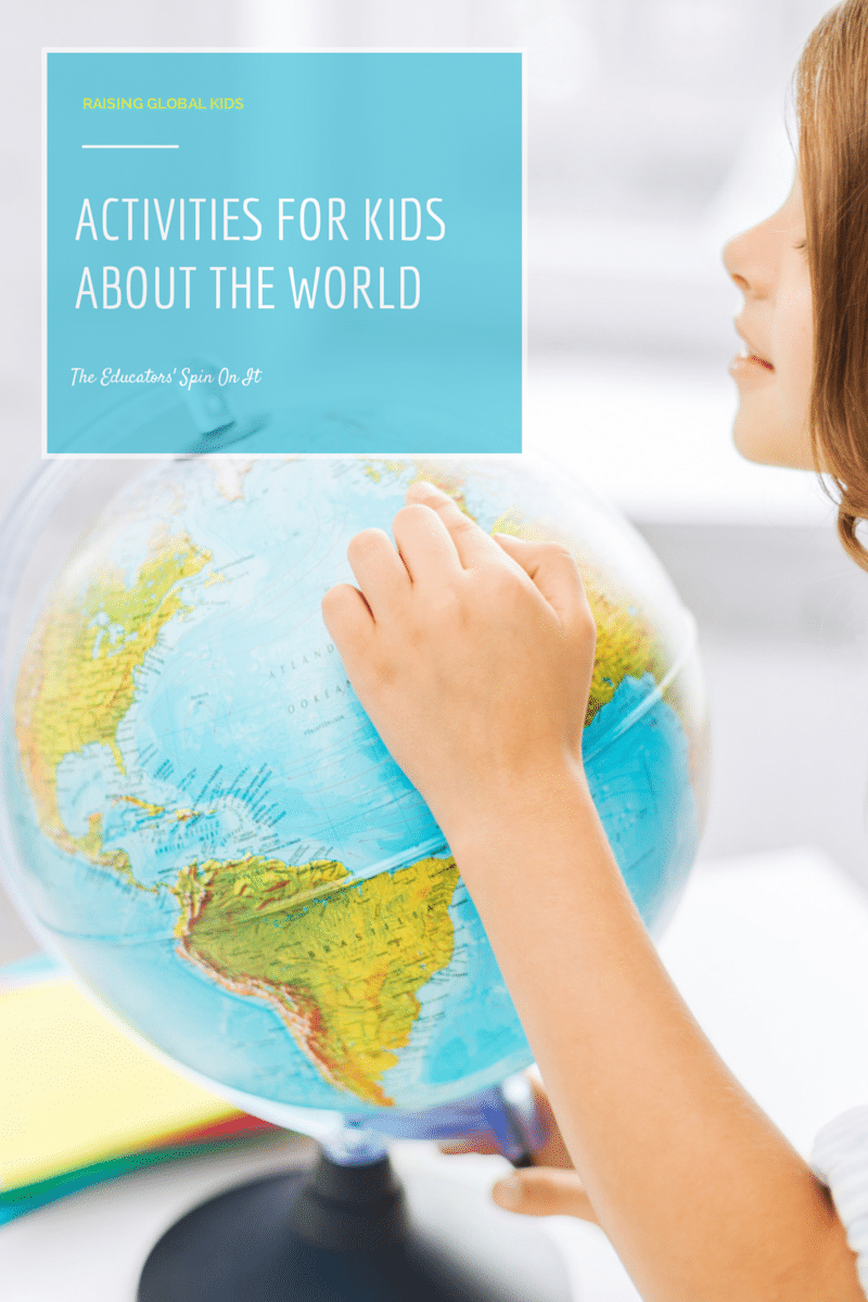 Activities for Kids About the World
