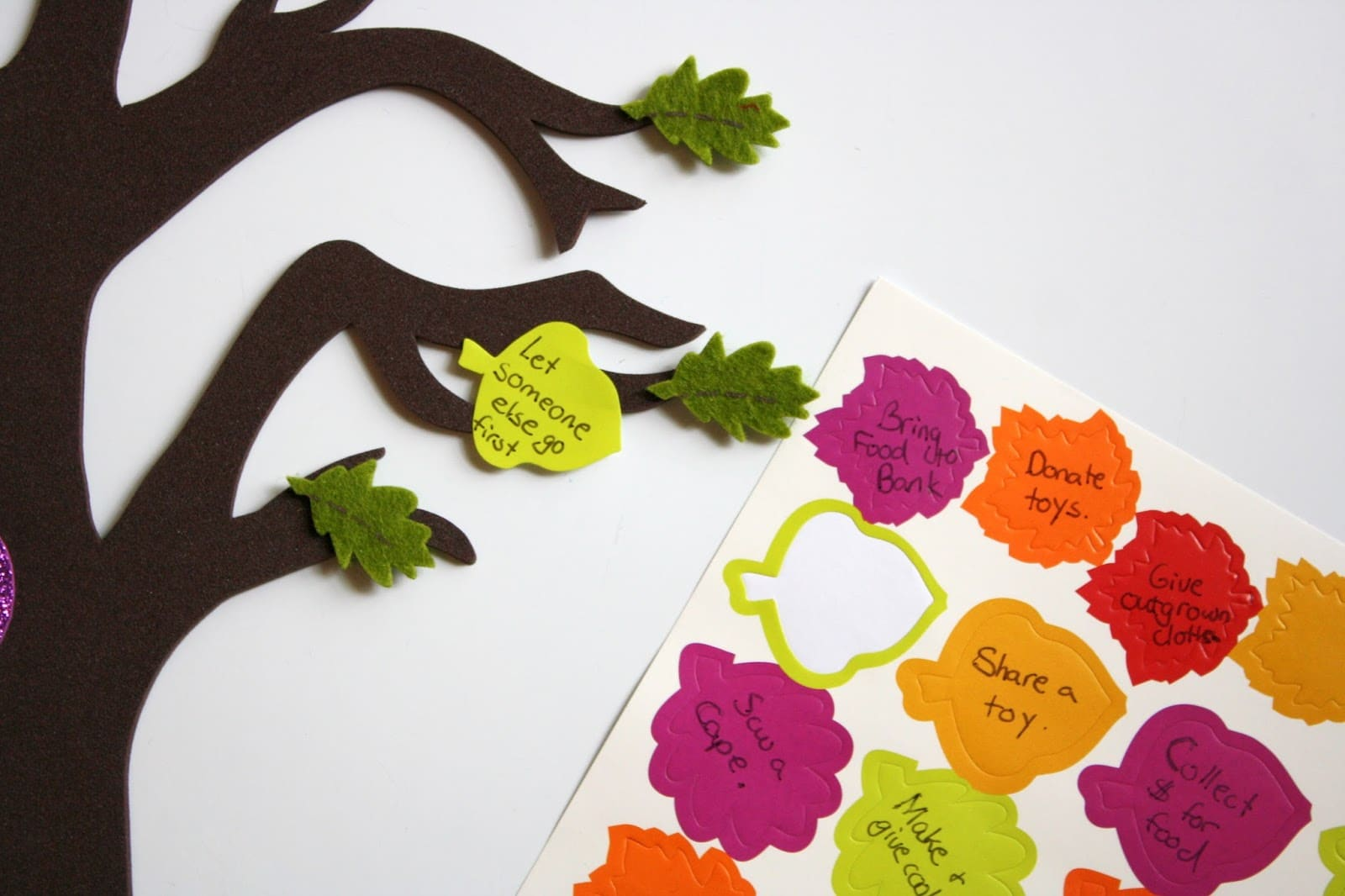 Kindness crafts for preschoolers - Organizing And Celebrating Kindness Activities For Young Children