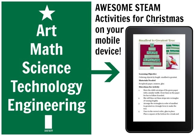 AWESOME STEAM Activities for Christmas