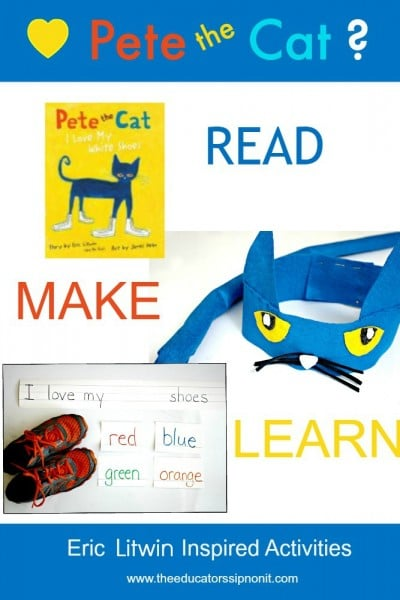 Pete the Cat Costume for Kids inspired by the popular book by Eric Litwin