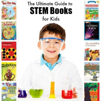 STEM Books for Children