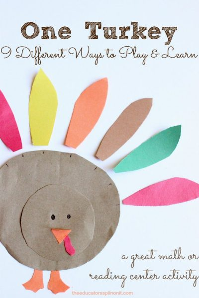 Turkey Learning Games and Activities for Kids