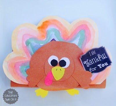 Quick and Easy Thanksgiving Crafts