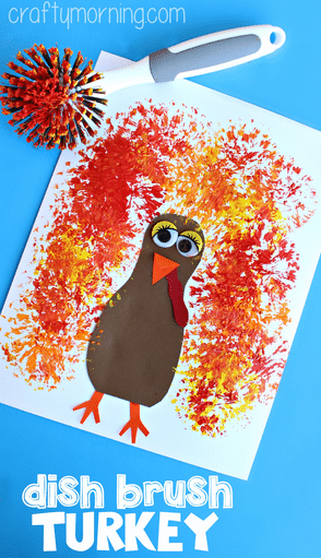 Turkey Activities For Preschool Learning And Play The