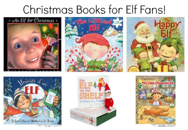 Christmas Elf Books