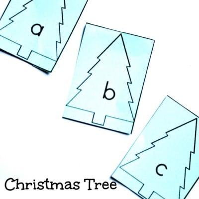 Christmas Alphabet Games
