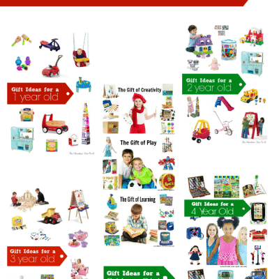 Ultimate Holiday Gift Guides for Kids of All Ages