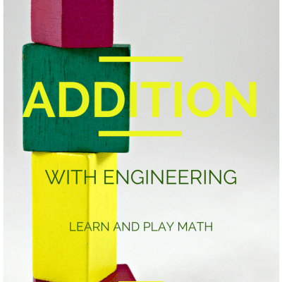 Math Addition Towers