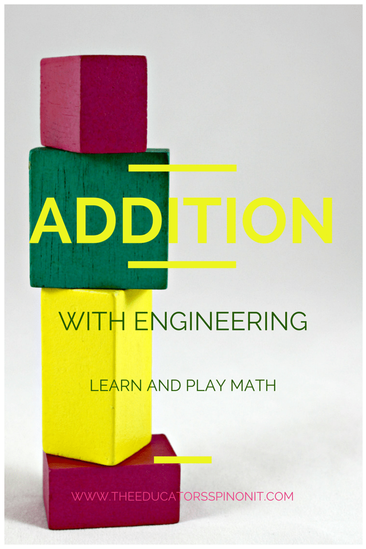 Build math addition towers with grade-schoolers to strengthen math and engineering skills.