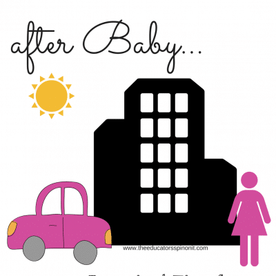 Tips for Returning to Work after Baby