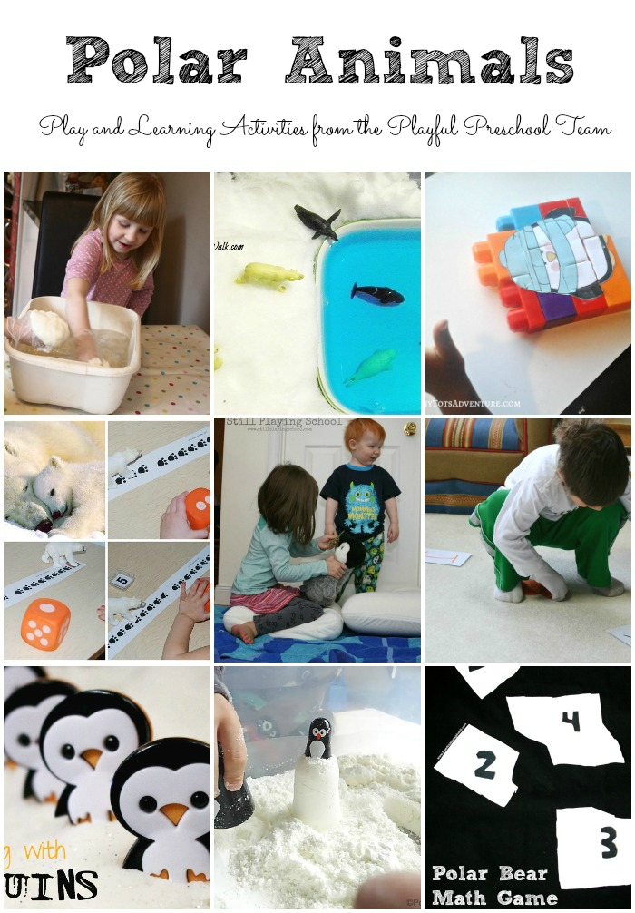Zoo Activities for Preschool - Planning Playtime  |Preschool Animal Lessons