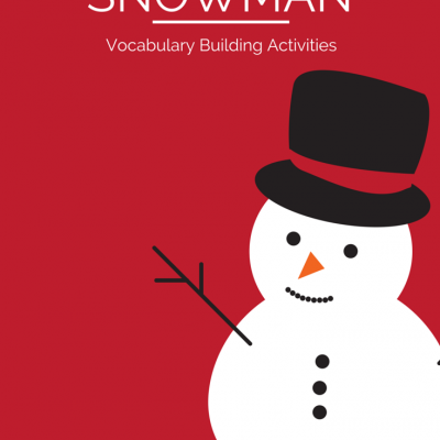3 Fun & Easy Snowman Vocabulary Activities for Preschool #PLAYfulpreschool