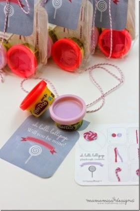 Homemade Valentines for Classmates