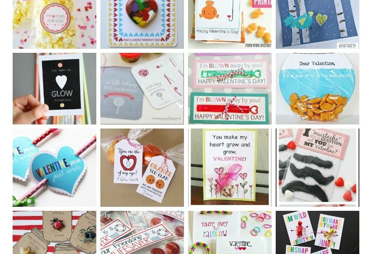 20 Adorable Homemade Valentines for Classmates