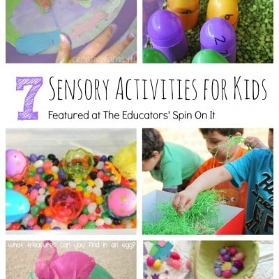 7 Sensory Activities for Easter
