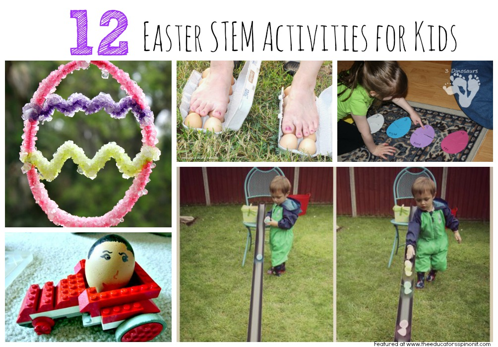 Easter STEM Activities