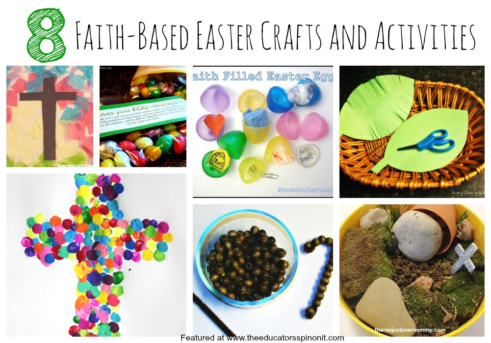 8 Faith-Based Easter Crafts and Activities