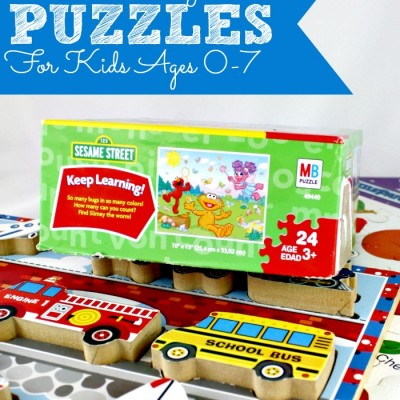 What Puzzle Should I Get My Child?