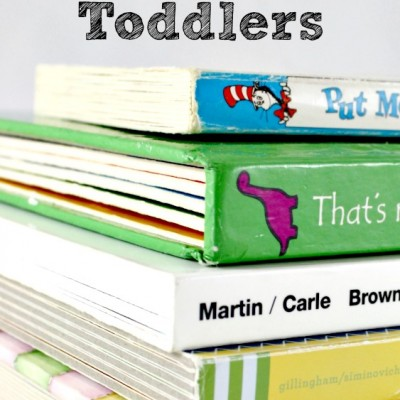 Selecting, Limiting, and Displaying Books for Toddlers