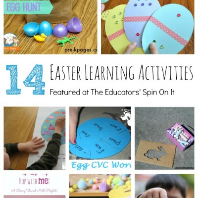 14 Easter Learning Activities for Kids