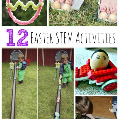 12 Easter STEM Activities for Kids