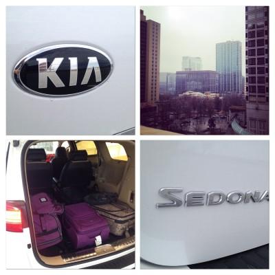 2015 Kia Sedona SXL On a Road Trip Adventure
