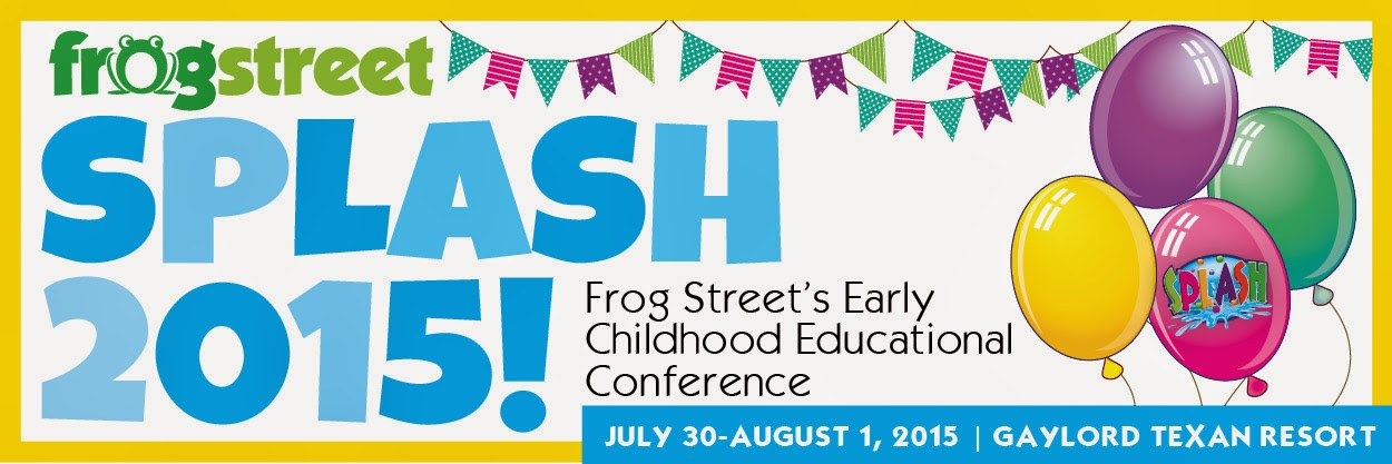 Frog Street Splash Conference Giveaway