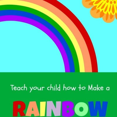 Make a Rainbow | Teaching Technology