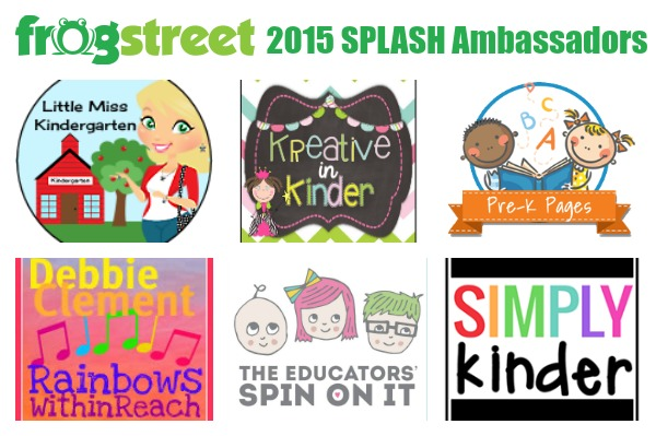 Frog Street Splash Conference Ambassadors