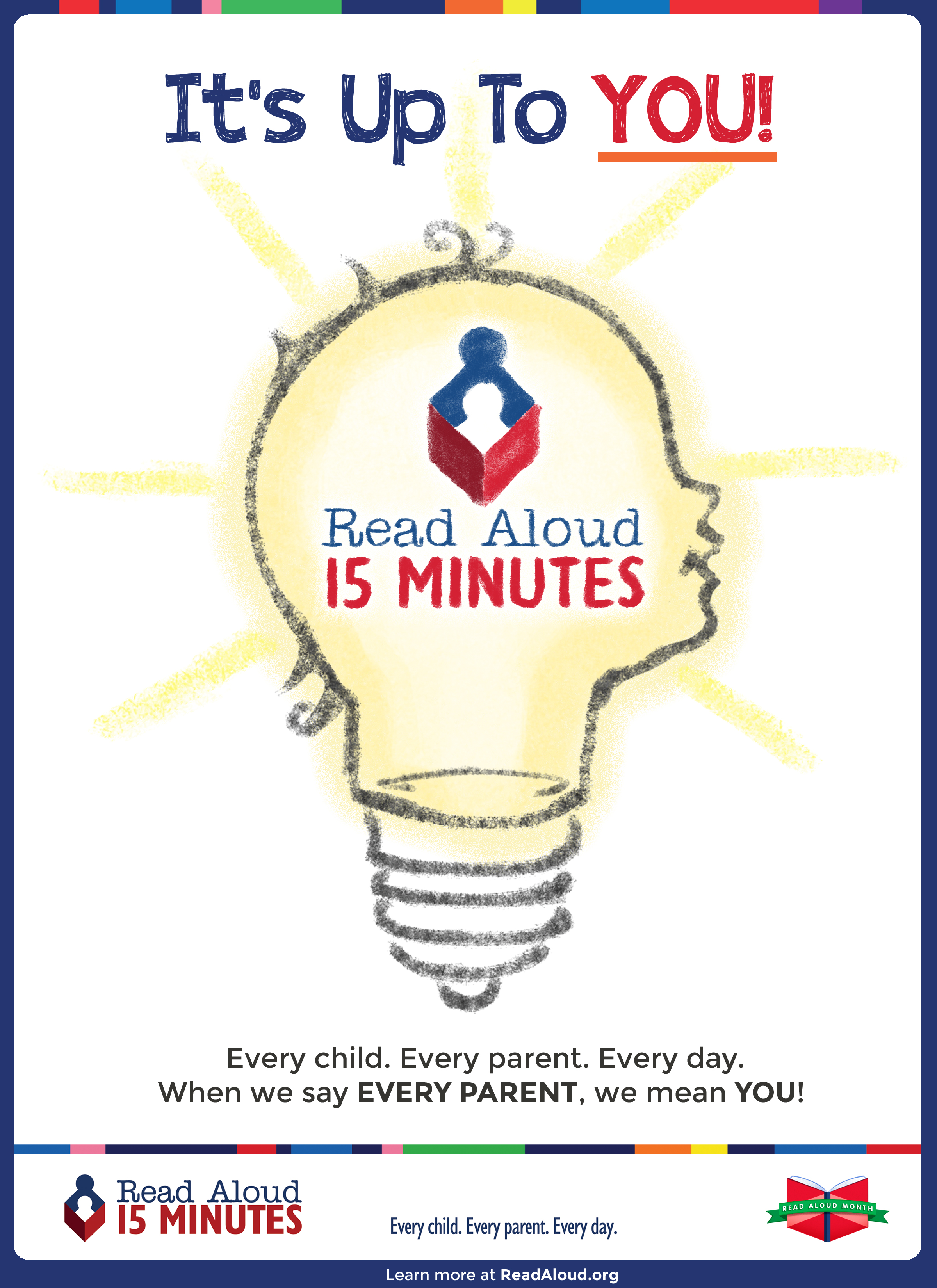 READ.. every child, every parent, every day!