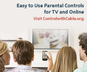 tv and sex and parental control