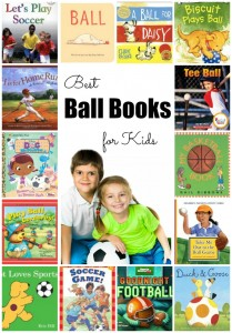 Best Ball Books and Activities for Kids