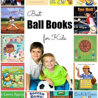 Best Ball Books for Kids to Read