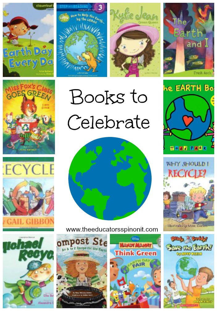 Earth Day Books and Activities for Kids - The Educators ...
