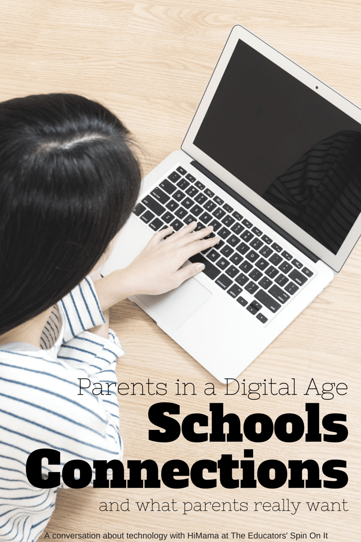 Parents in a Digital Age | School Connections and what parents really want. Survey Findings from HiMama. A sponsored conversation about technology use in the classroom.