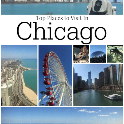 Top Places to Visit in Chicago