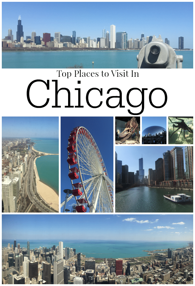 Top places to visit in chicago the educators 39 spin on it for Where to stay in chicago