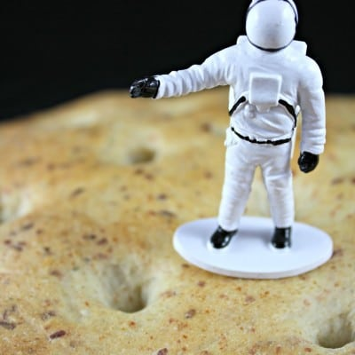 Learning about the Moon | Making Moon Bread
