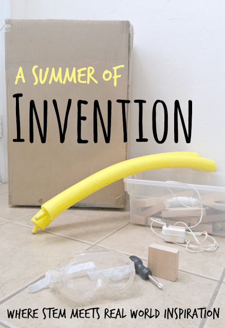 Choosing Camp Invention for Summer Camp