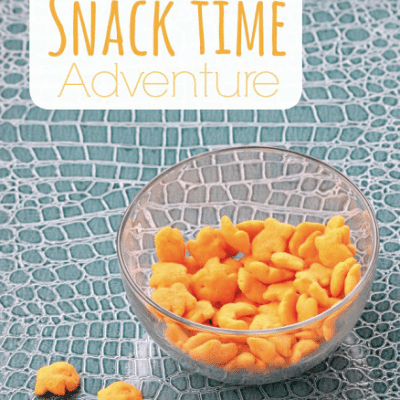 After School Snack Time and Game Tray Ideas for Siblings