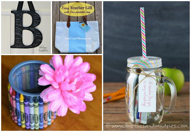 Teacher Appreciation Gift Ideas for End of School Year