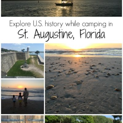 Exploring Florida History Through Camping in St. Augustine Beach
