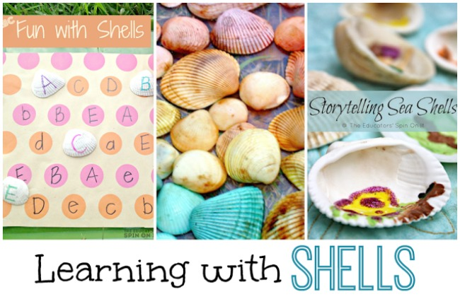 Learning with Shells for Kids