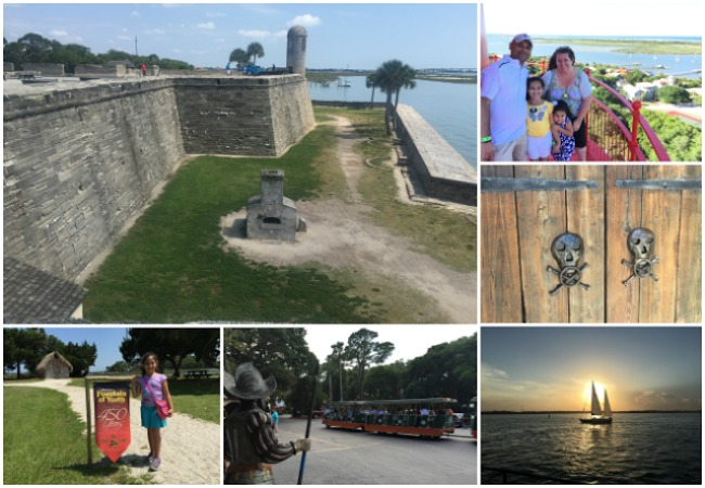 St. Augustine Florida Tourist Destinations