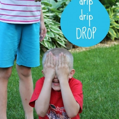 Drip, Drip, Drop | Outdoor Water Game for Kids
