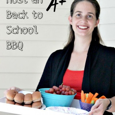 Start a New Back to School Tradition – Friday Night Family BBQ with Dixie