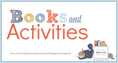 Book Themed Lesson Plan Ideas from the Virtual Book Club for Kids. Join the fun this school year!