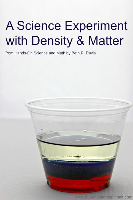 Density Science Experiment