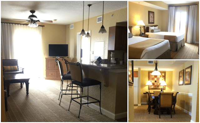 Features at Bonnet Creek Resort by Wyndham